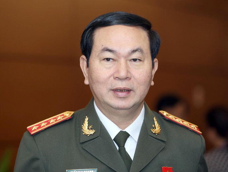 Cậu học trò Trần Đại Quang