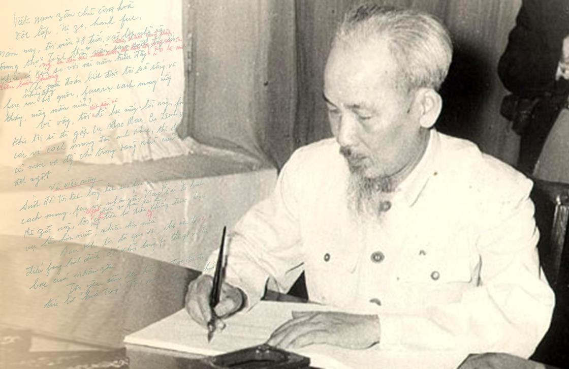 Hồ Chí Minh người lãnh đạo tài tình của Việt Nam