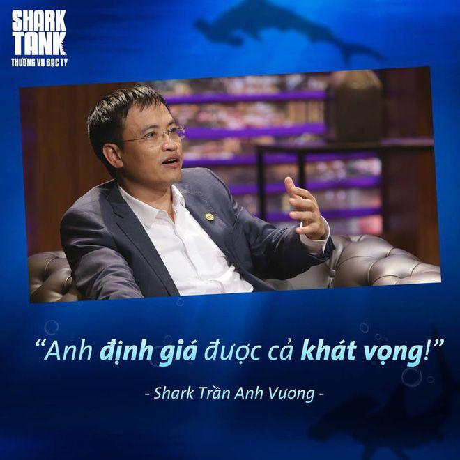 Những câu nói hay của Shark Vương