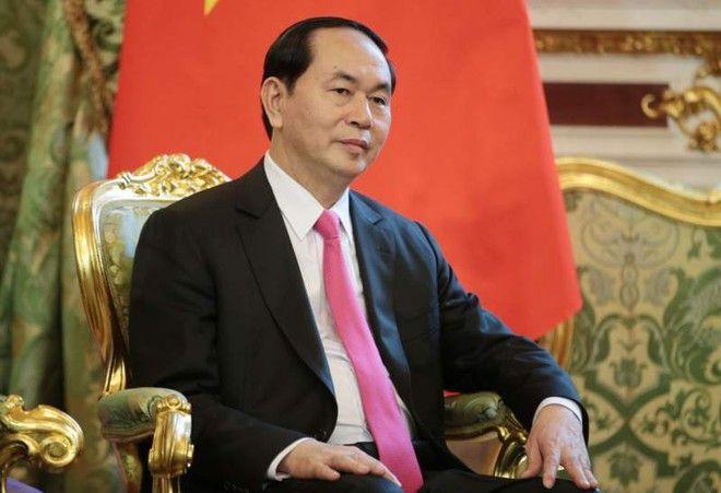 Quá trình công tác Trần Đại Quang