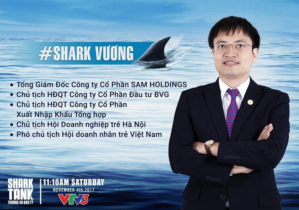 Sự nghiệp của Shark Vương