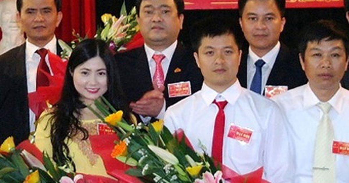 Bà Trần Vũ Quỳnh Anh
