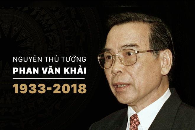 Ông Phan Văn Khải