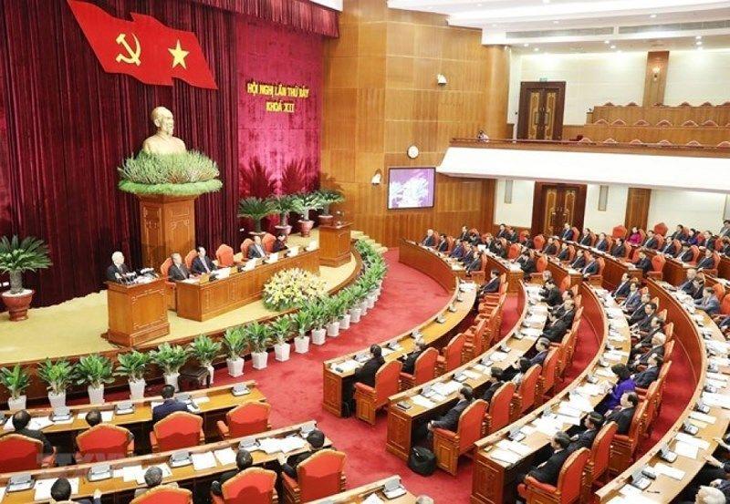 bài thu hoạch nghị quyết trung ương 5 khóa 12
