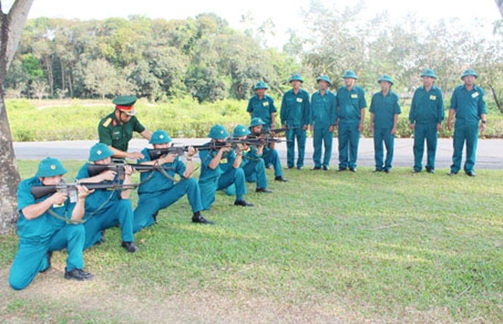 6 nhiệm vụ của dân quân tụ vệ