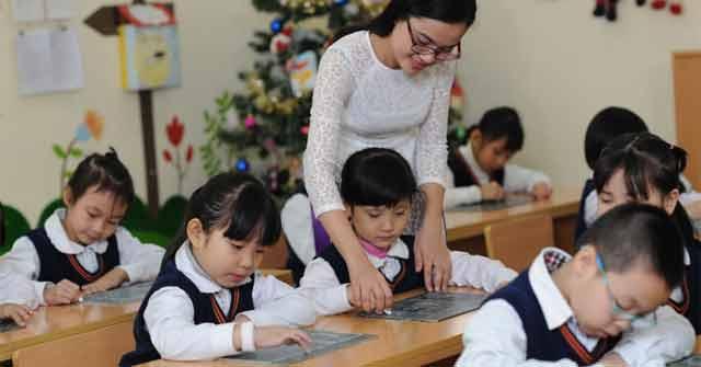 bài thu hoạch bồi dưỡng thường xuyên giáo viên tiểu học