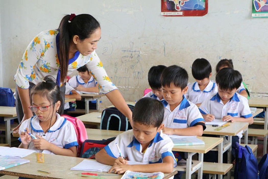 bài thu hoạch nâng hạng giáo viên tiểu học