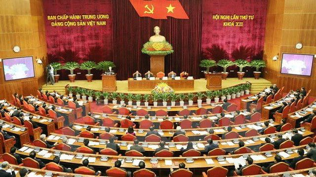 bài thu hoạch nghị quyết trung ương 4 khóa Xii