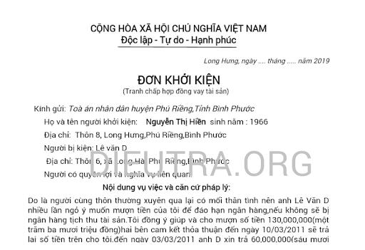 don-khoi-kien-doi-no