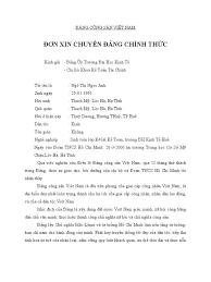 don-xin-chuyen-dang-chinh-thuc