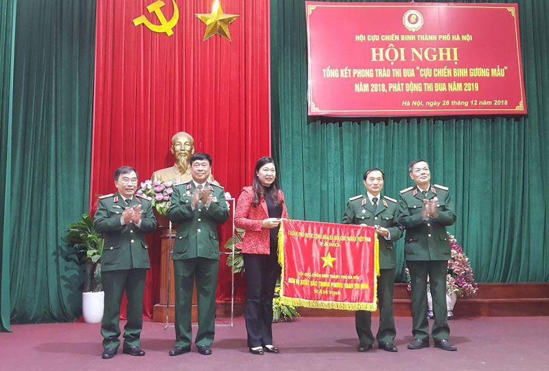 hội cựu chiến binh