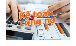kế toán công nợ là gì