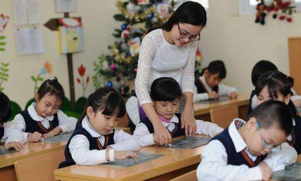 nhiệm vụ của giáo viên tiểu học