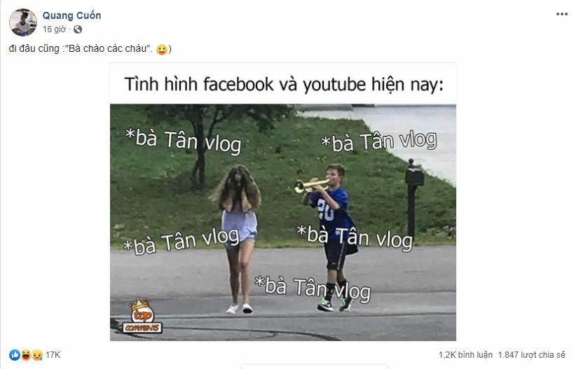 Bà Tân Vlog là ai 2