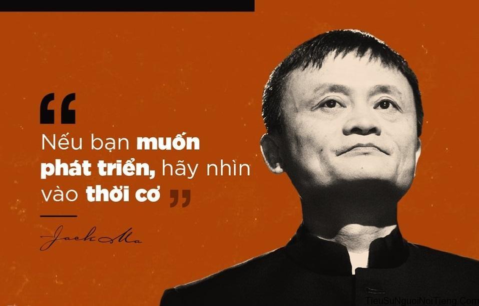 Thông tin tiểu sử Jack Ma