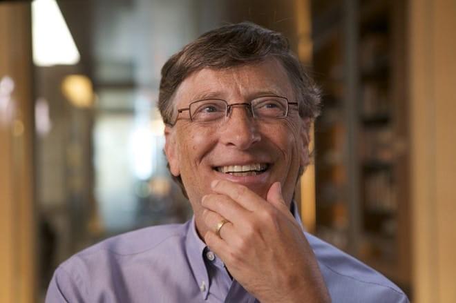Thông tin tiểu sử Bill Gates