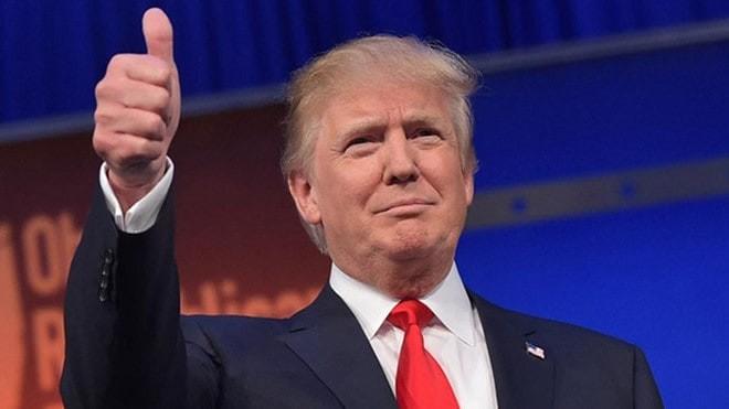 Thông tin tiểu sử Donald Trump