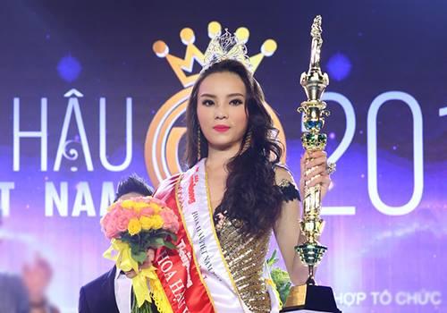 Tiểu sử Hoa hậu Nguyễn Cao Kỳ Duyên