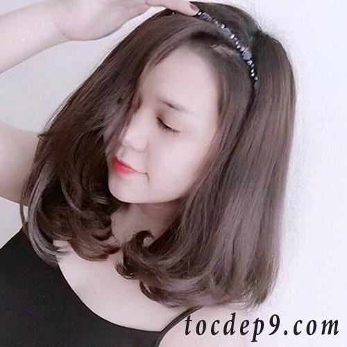 65 kiểu tóc lob xoăn đẹp cho từng kiểu dáng khuôn mặt bạn gái 2019