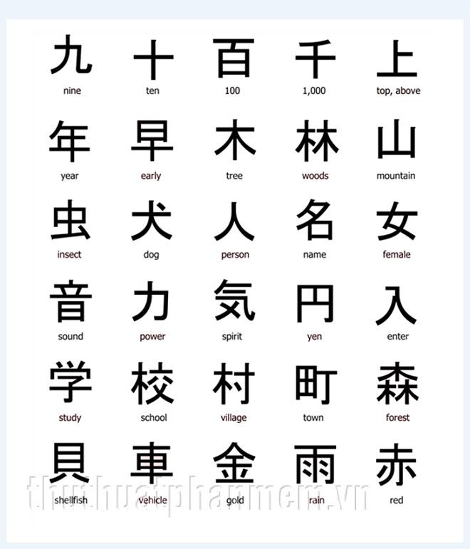 Bảng chữ cái tiếng nhật chuẩn đầy đủ cách đọc, viết và phát âm