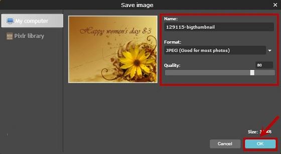 Cách chèn chữ vào ảnh online trực tuyến cực hay và dễ làm