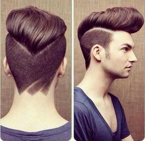Kiểu tóc nam undercut bồng bềnh lịch lãm hình 10