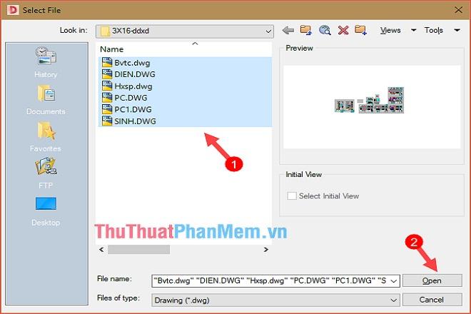 Cách sử dụng phần mềm DWG Trueview để convert bản vẽ AutoCAD version cao về version thấp đơn giản nhất