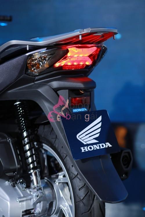Honda SH 2019 giá bao nhiêu? Đánh giá xe SH125i & SH150i thế hệ mới phần 8