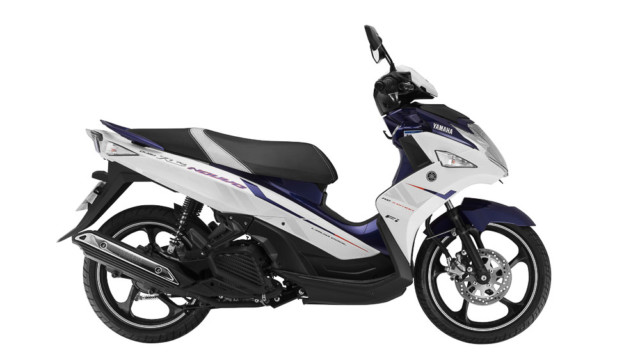 Yamaha Nouvo 2019: Đánh giá xe và hình ảnh chi tiết 7 màu mới