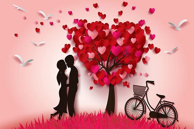 Loạt stt tình yêu hay ngọt ngào hạnh phúc được lan truyền nhiều trên mạng