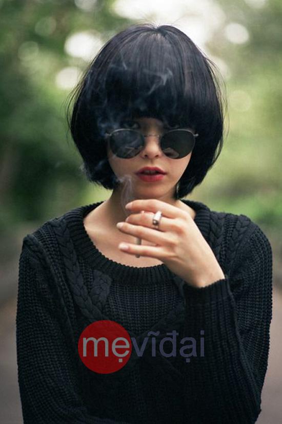 20 kiểu tóc đen đẹp phù hợp cho mọi khuôn mặt không bao giờ lỗi mốt