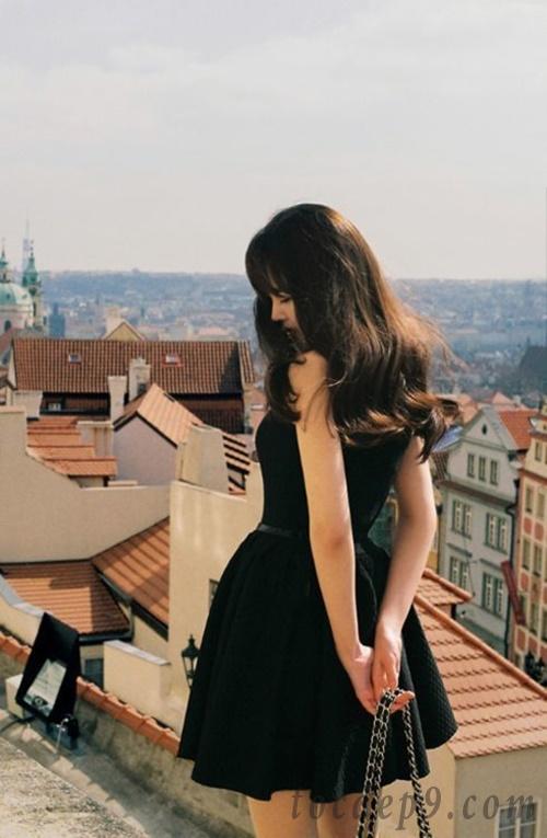 Top 45 kiểu tóc dài uốn xoăn đẹp nhất 2019 giúp bạn trẻ hơn so với tuổi thật