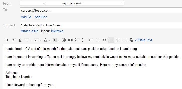 99 cách viết email xin việc tiếng anh & tiếng việt gây ấn tượng với nhà tuyển dụng