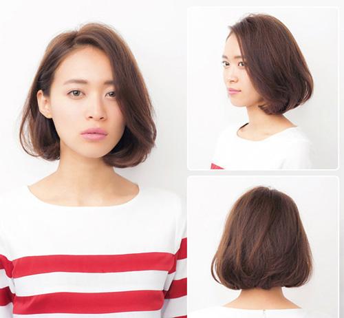 15 kiểu tóc mặt vuông chữ điền xương hàm to nên cắt thử ngay đầu 2019 - 2020 này
