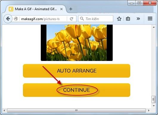 2 cách tạo ảnh động Gif online trực tuyến hoàn toàn miễn phí