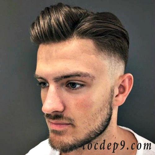 BST 40 kiểu tóc undercut nam đẹp được nhiều người cắt nhất hè 2019