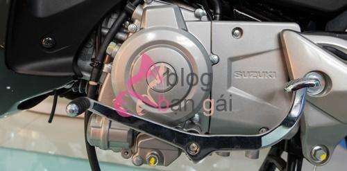 Đánh giá Suzuki Axelo 125 2019 giá bán và hình ảnh chi tiết phần 3