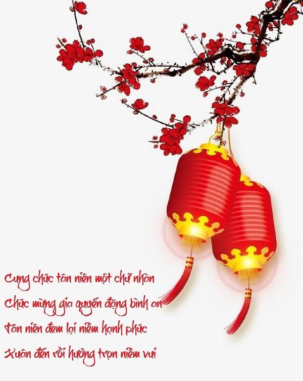 Tuyển tập lời chúc mừng năm mới hay ấn tượng gửi tặng bạn bè người thân