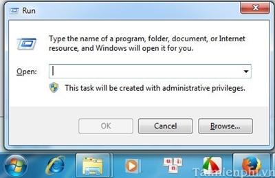 Cách hẹn giờ tắt máy tính bằng CMD 1