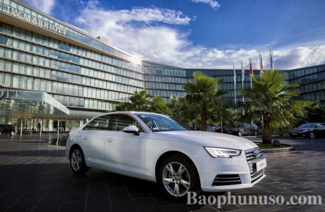 Đánh giá Audi A4 2019 giá 1,65 tỷ đồng mới ra mắt tại Việt Nam