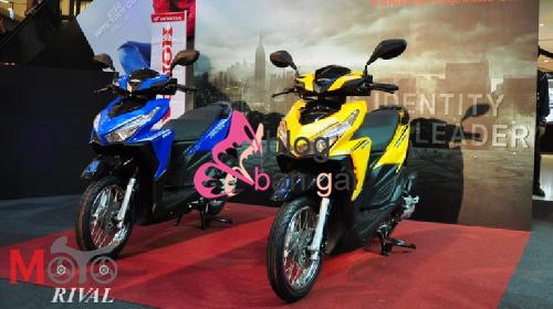 Honda Click 125i 2019: Chi tiết hình ảnh màu sắc giá bán mới nhất tại Việt Nam phần 2