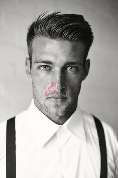 Chọn kiểu tóc nam đẹp chuẩn men phù hợp với từng khuôn mặt phần 5