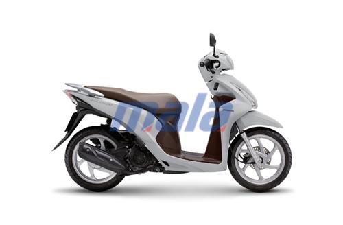 Honda Vision 2019 có mấy màu? Ưu nhược điểm Vision & Janus phần 5