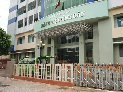Lịch khám và bảng giá khám bệnh tại bệnh viện Bình Dân TP HCM 2019
